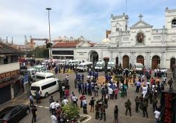 Terrorist crime in Sri Lanka left 300 deaths and 500 injuries